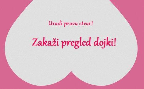 Oktobar, mesec borbe protiv karcinoma dojke!